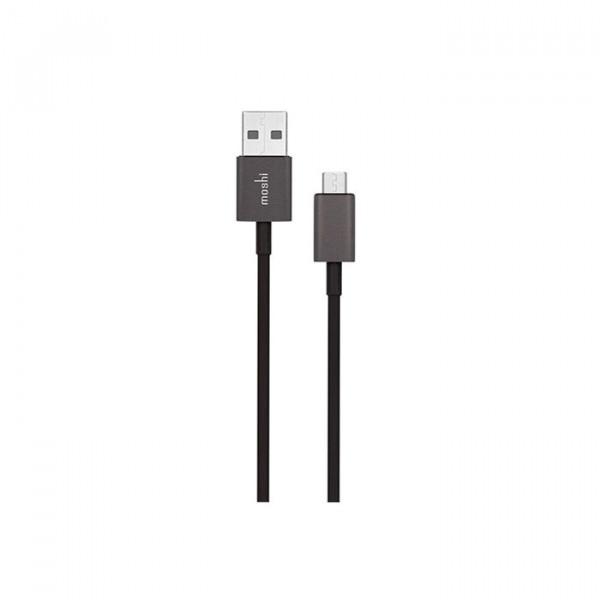 Moshi USB to Micro USB Cable 1M Black