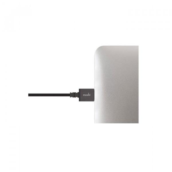 کابل تبدیل  USB به  Micro USB موشی 3 متری مشکی