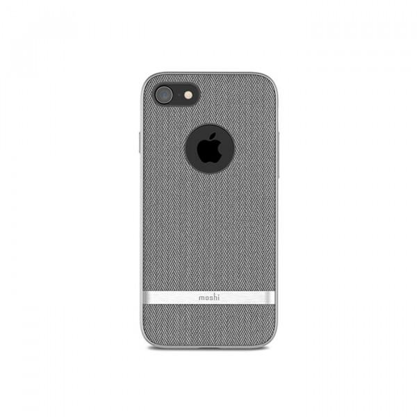 Moshi Vesta for iPhone 8/7  herrinphone gray
