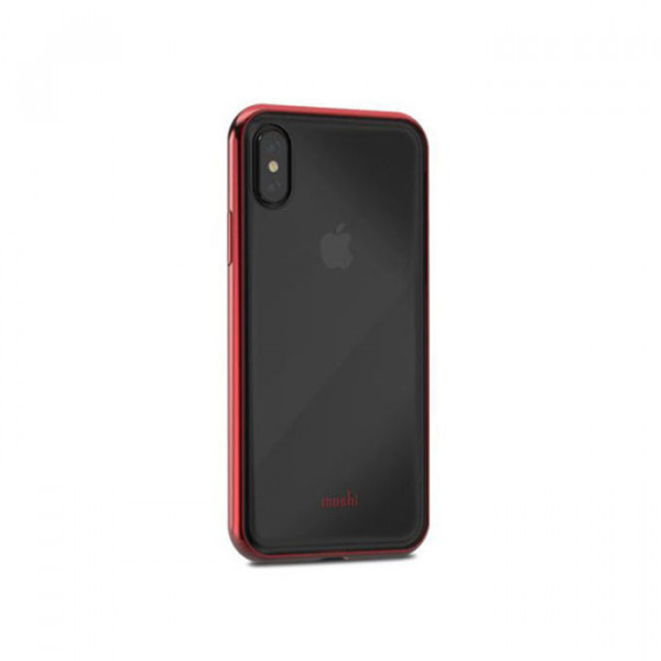 Iphone X Crystal clear case Moshi