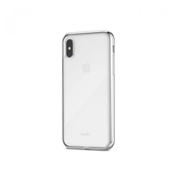 Crystal case mushi vitros iphone X