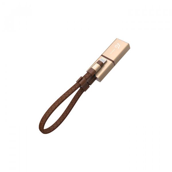 card reader adam elements 128GB  Lightning/USB3.1 gold