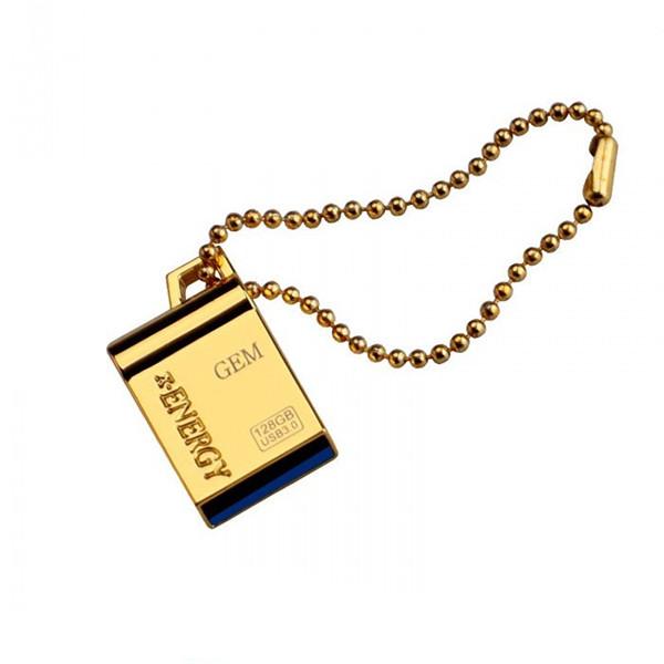فلش مموری مدل Golden Gem USB 3 ایکس-انرژی ظرفیت 128 گیگابایت