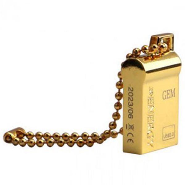 فلش مموری مدل Golden Gem USB 3 ایکس-انرژی ظرفیت 32 گیگابایت