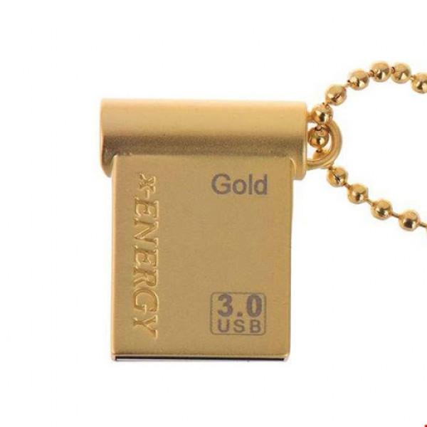 فلش مموری مدل Gold USB 3 ایکس-انرژی ظرفیت 32 گیگابایت