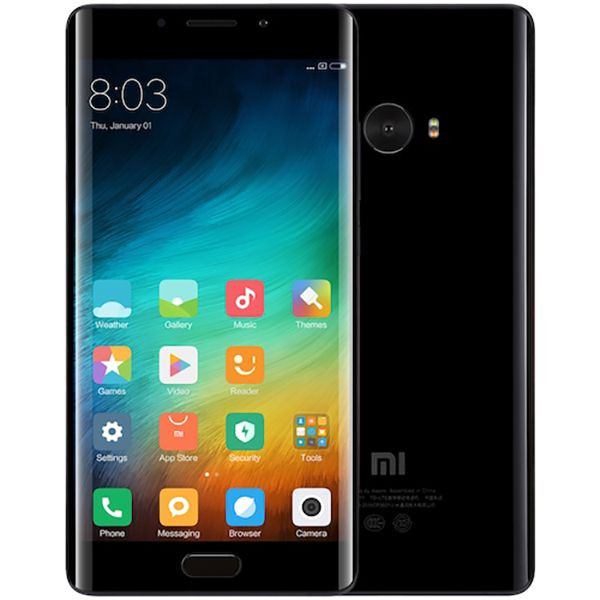 گوشی Mi Note 2 شیائومی با ظرفیت 128 گیگابایت
