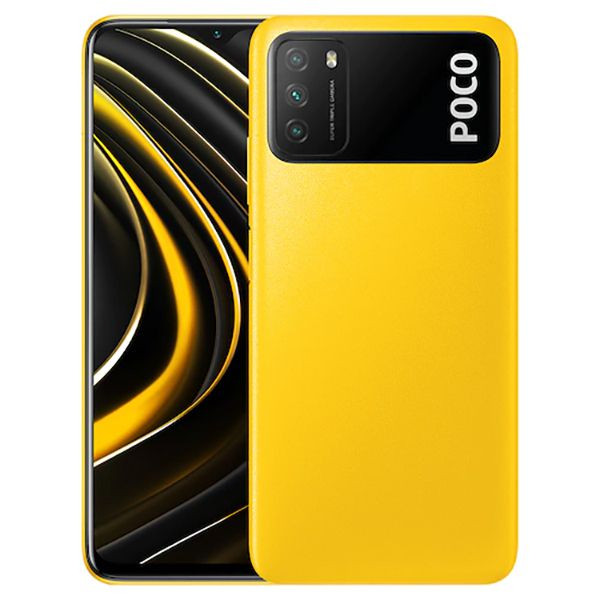 گوشی Poco M3 شیائومی با ظرفیت 64 گیگابایت (4 گیگابایت حافظه RAM)