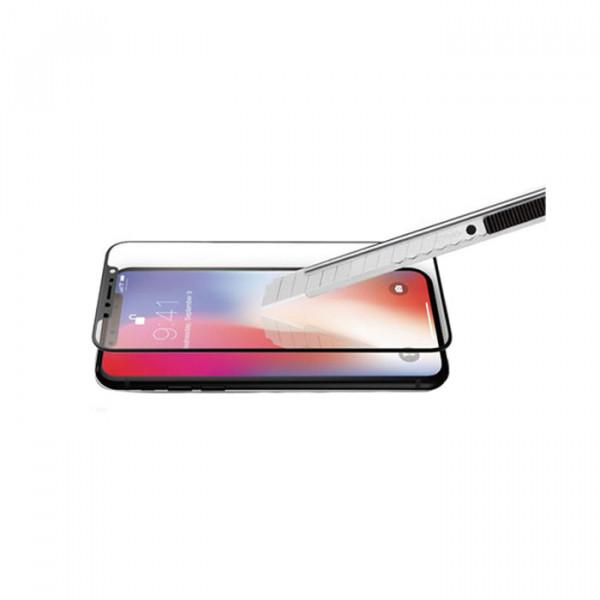 محافظ صفحه نمایش جاست موبایل مدل Xkin 3D full coverage Tempered Glass