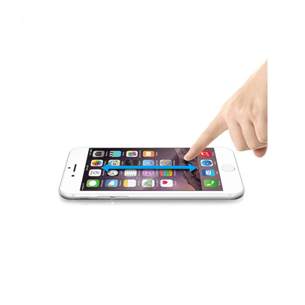 Just Mobile Xkin Tempered Glass 8/7