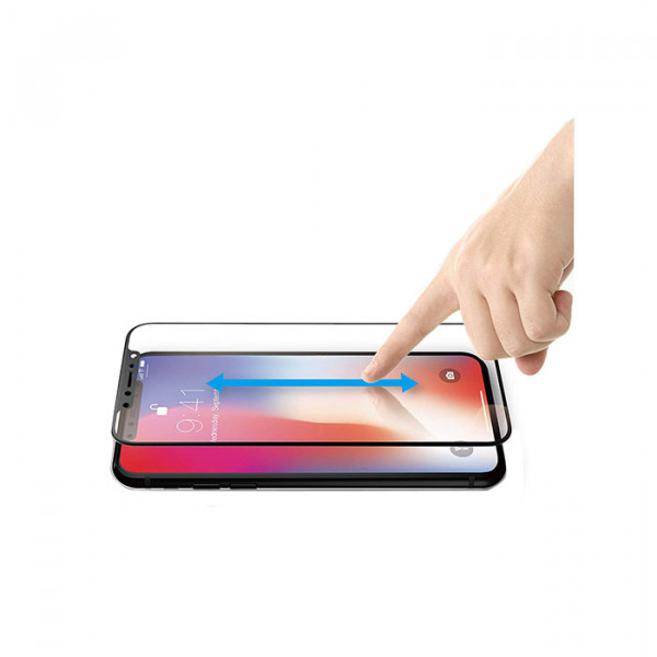 Just Mobile Xkin Tempered Glass iPhone X