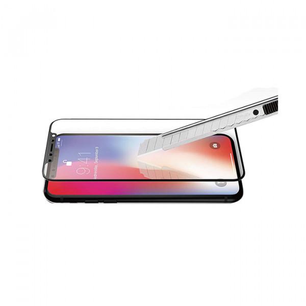 محافظ صفحه نمایش جاست موبایل مدل Xkin Tempered Glass برای iPhone X