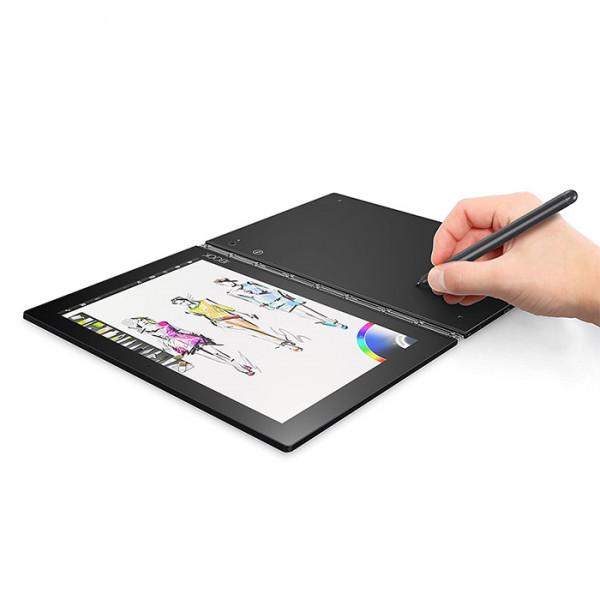 تبلت 10.1 اینچی Yoga Book With Windows LTE لنوو با ظرفیت 64 گیگابایت 2016 مدل 4G