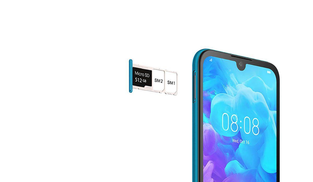 گوشی Y5 هوآوی مدل ۲۰۱۹