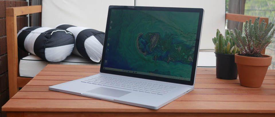 لپ تاپ ۱۵ اینچی مدل Book 3 i7-1065 G7 مایکروسافت با ظرفیت ۲۵۶ گیگابایت