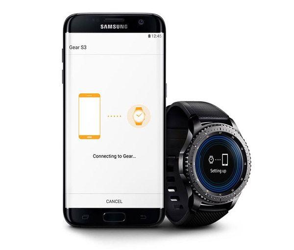 ساعت هوشمند Gear S3 Frontier سامسونگ