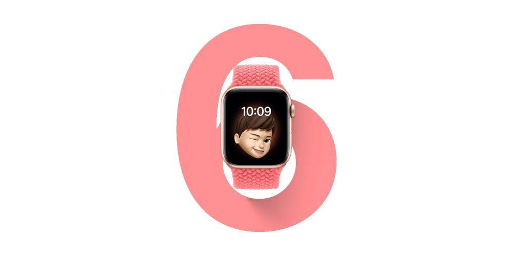 ساعت هوشمند سری ۶