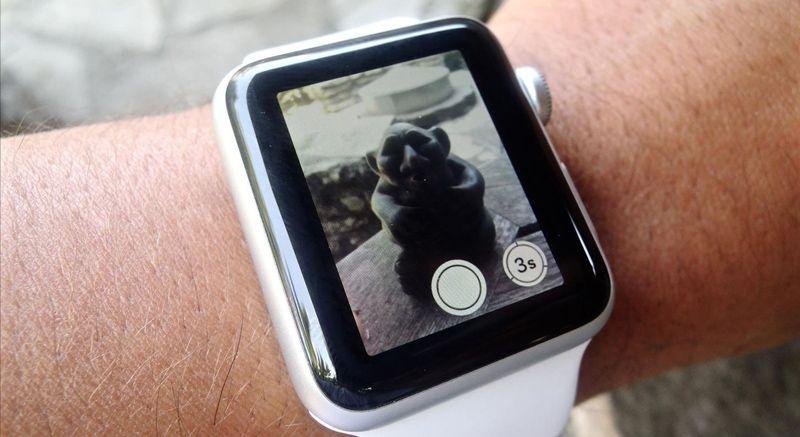 ساعت هوشمند اپل واچ سری ۳