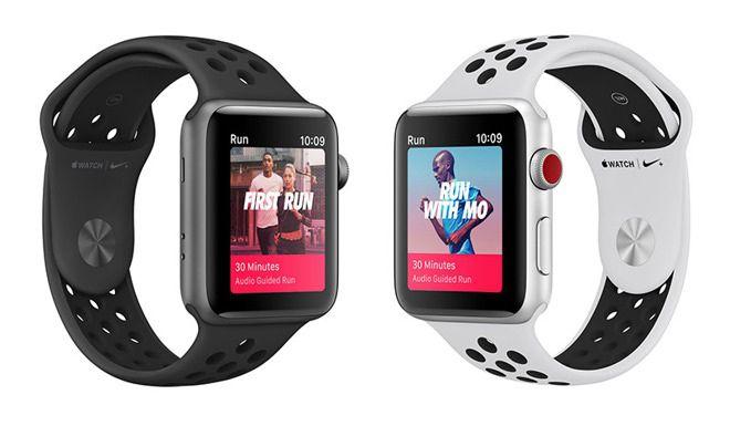 ساعت هوشمند اپل واچ نایک پلاس سری ۳