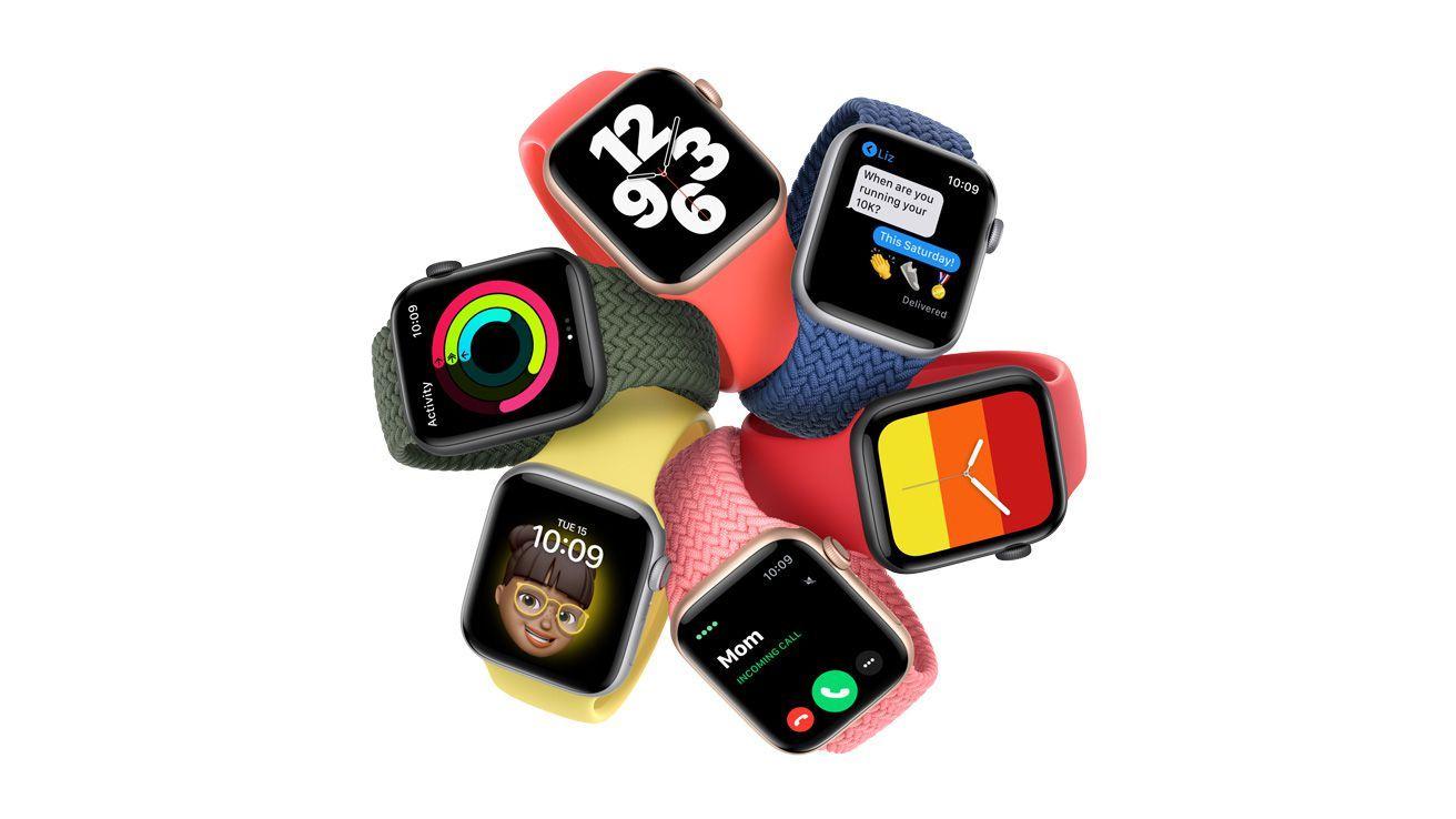 ساعت هوشمند سری SE اپل