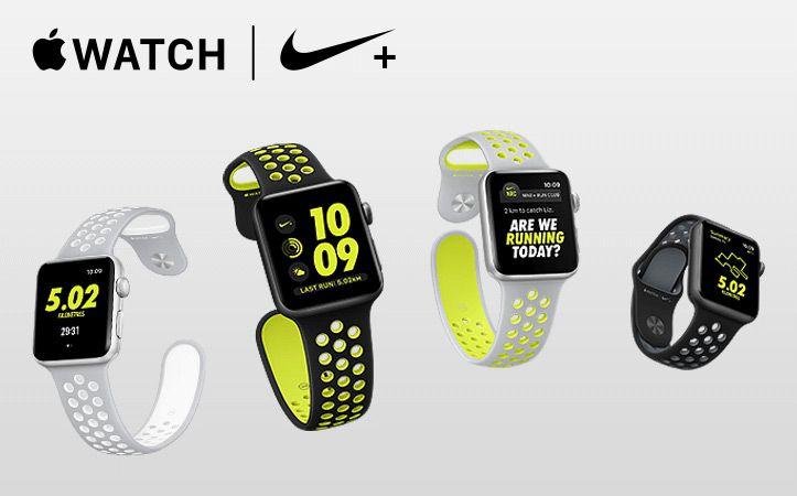 ساعت هوشمند اپل واچ نایک پلاس سری 2