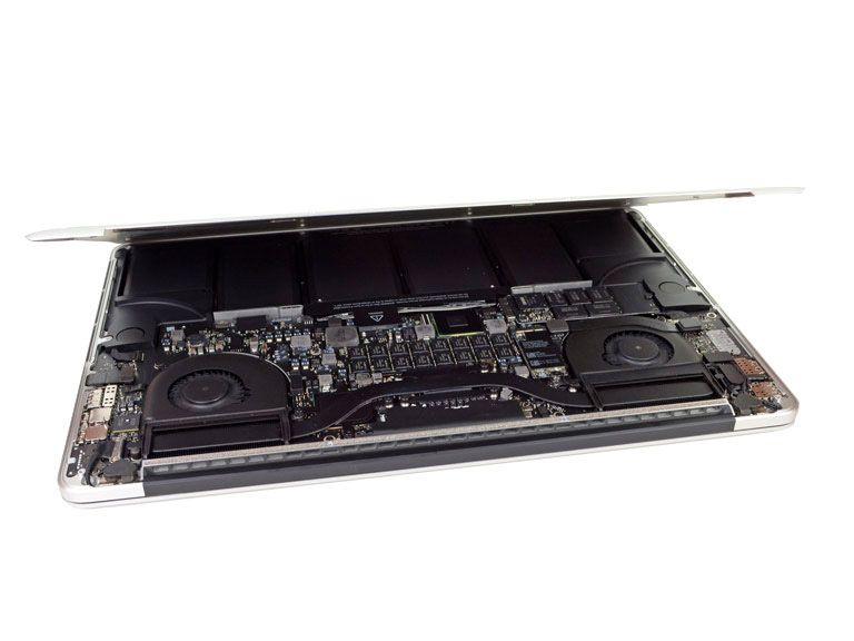 مک بوک پرو رتینا ۱۵ اینچ MJLQ2 اپل