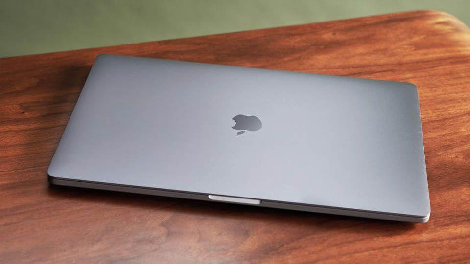 مک بوک پرو ۱۶ اینچ MVVK2 اپل با تاچ بار مدل ۲۰۱۹