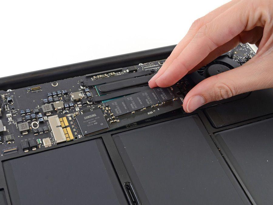 مک بوک ایر ۱۳ اینچ MQD32 اپل