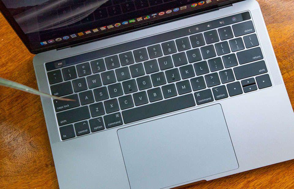 مک بوک پرو ۱۳ اینچ MUHP2 اپل با تاچ بار مدل ۲۰۱۹