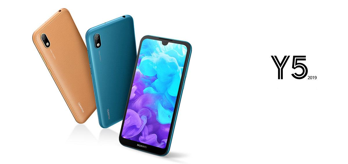 گوشی موبایل huawei y5 2019