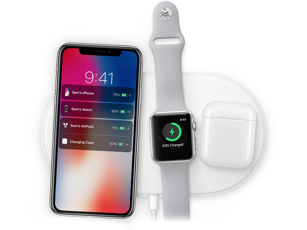 Apple Charger Wireless
