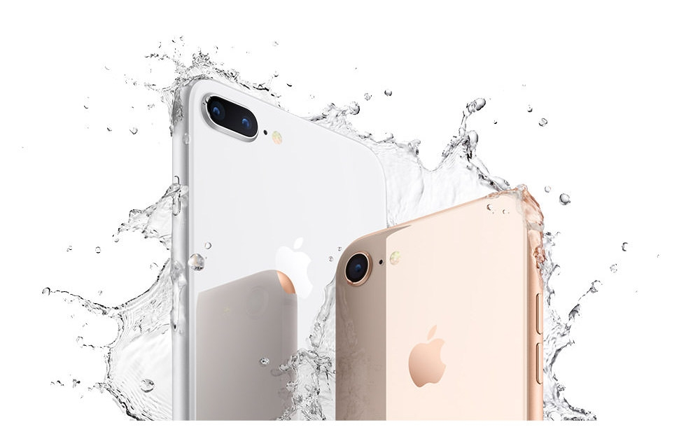iPhone 8 Water Resistant