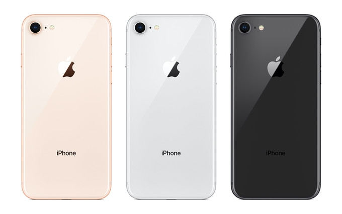 iPhone 8 All Colors