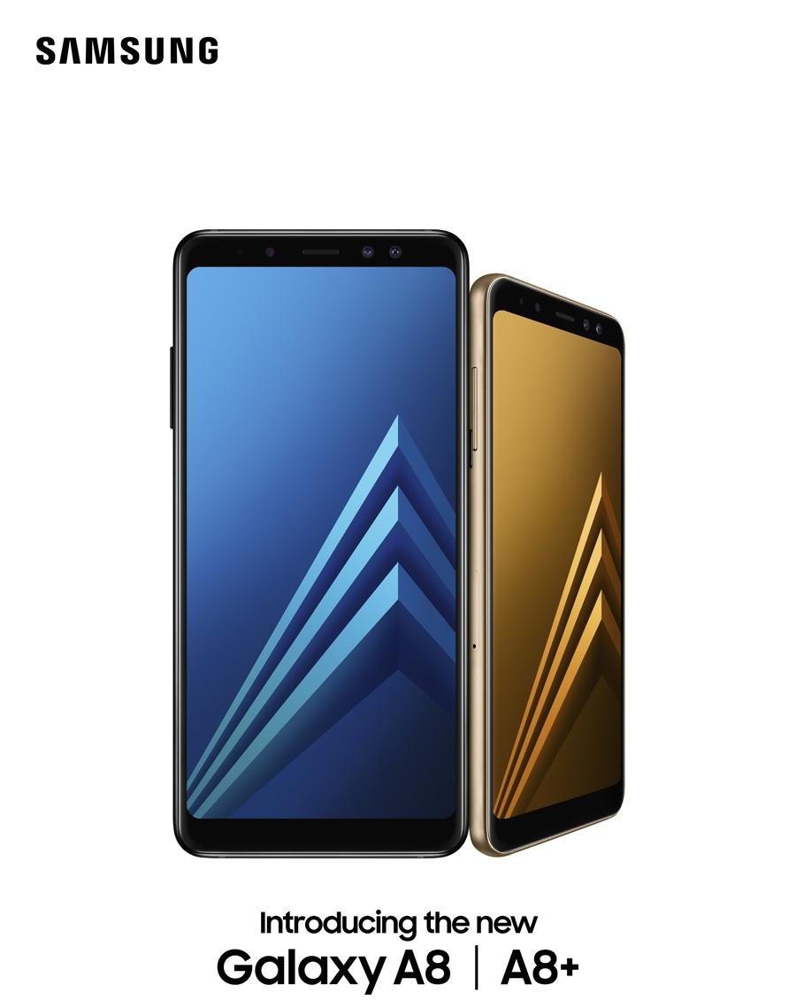 Galaxy A8 Plus