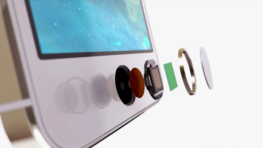 iPad Air 2 Touch ID