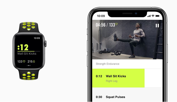 AppleWatch4Nike