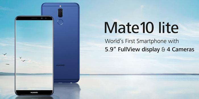 Mate10Lite