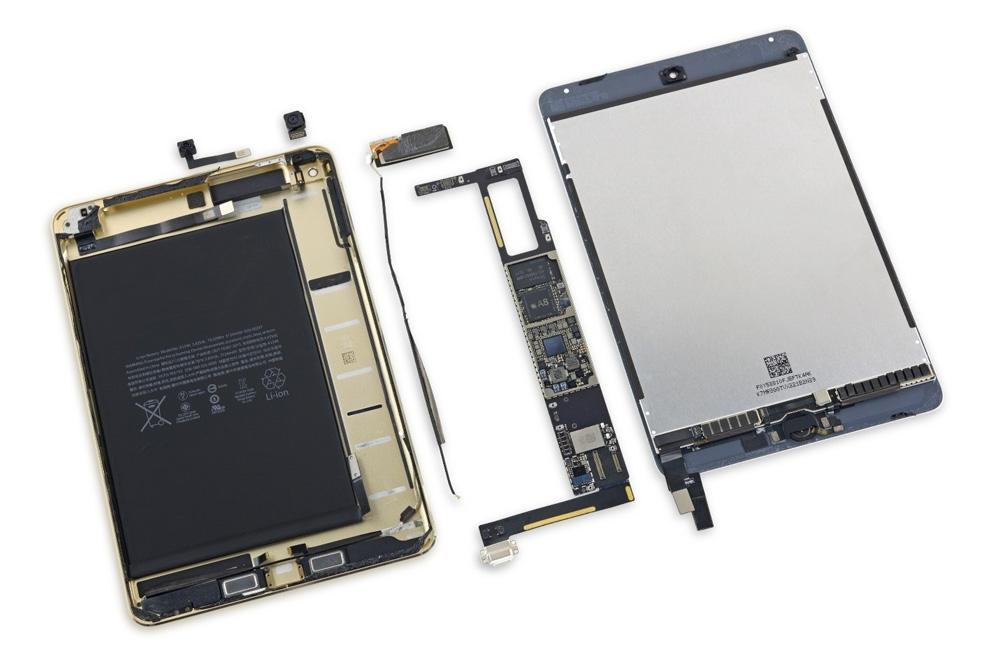 iPad Mini 4 Hardware