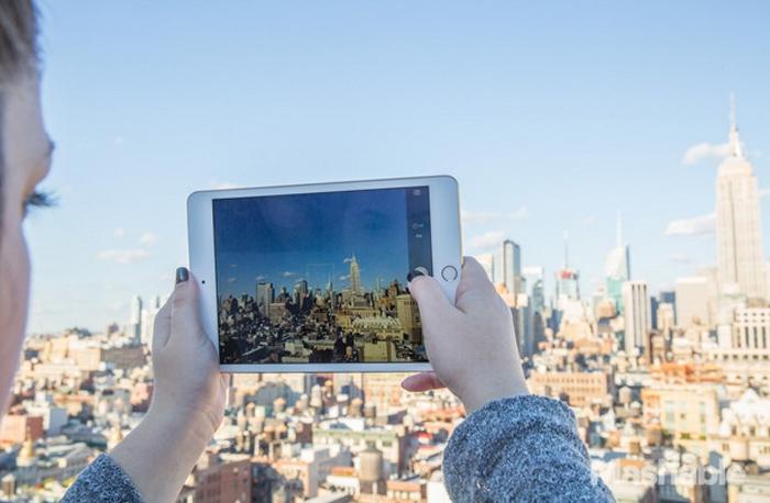 iPad Mini 4 Camera