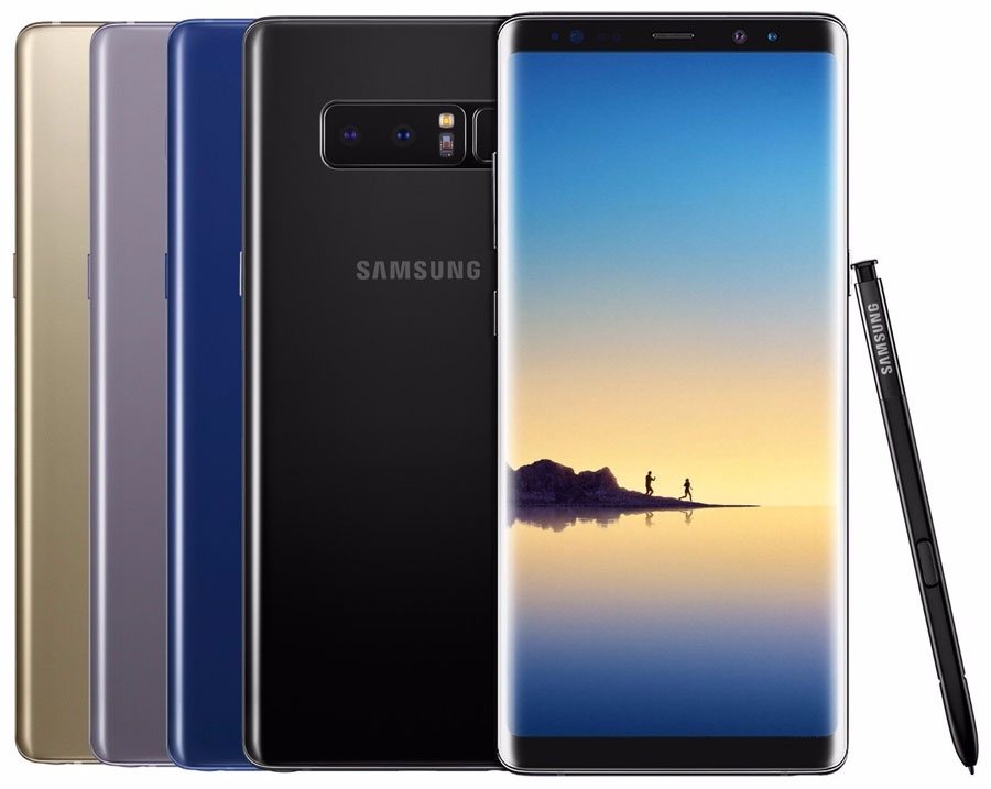 Galaxy Note 8 Body