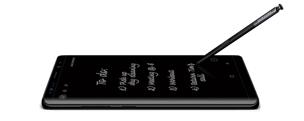 Galaxy Note 8 S Pen