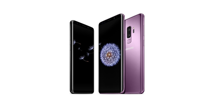 Galaxy S9 & S9 Plus Display