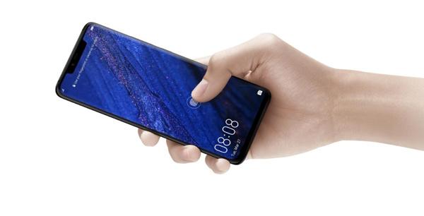Mate 20 Pro FingerPrint sensor
