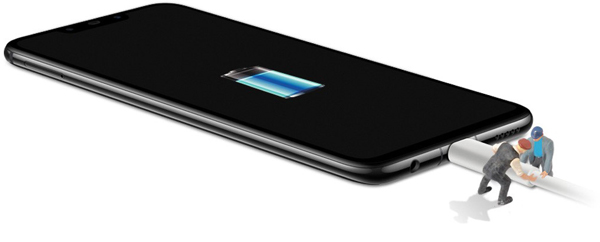Huawei Nova3 battery life